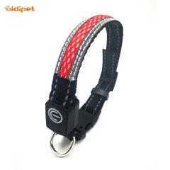 Small Dog Collar with Flashing Led Light up Cat Dog Collars for Teddy Small Puppy Luminous Dog collar