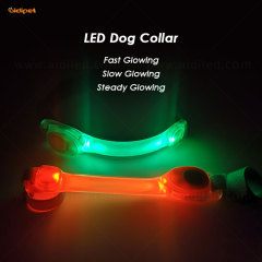 Accessories Led Dog Wholesale Pet Accessories Colorful Easy Walk LED Dog Harness