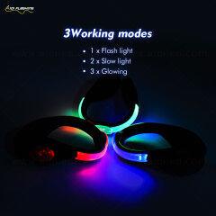 Outdoor Night Lighting LED Flashing Shoe Light LED Running Shoe Clip