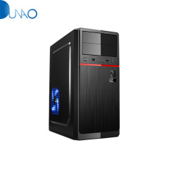 Computer Chassis Vertical ATX PC Case with Sundry Panel