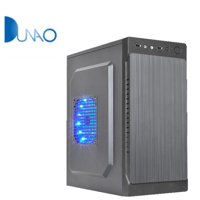 Classic Drawing Small Size Mini ATX Computer Gaming Case