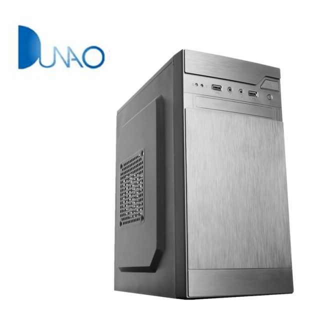 Simple Universal Style Mini ATX Computer Case - 165-14