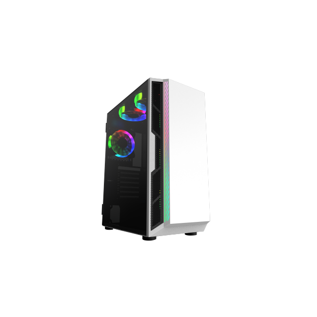 New game case, support 240/360 water cooling, 3.0USB interface