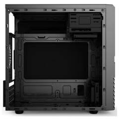 Astariel Black Small Mini PC Case with Fashion Design