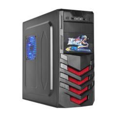 Shield-Type Panel New Designcomputer Case Full Tower ATX PC Case