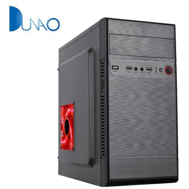 2019 new brushed panel advanced design ATX neutral chassis