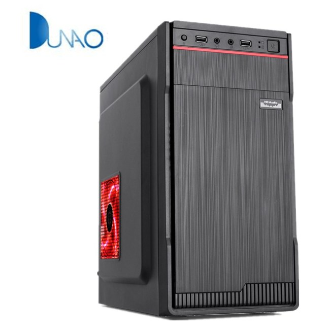 1708 Red Style Cooling Design ATX Desktop Computer Case