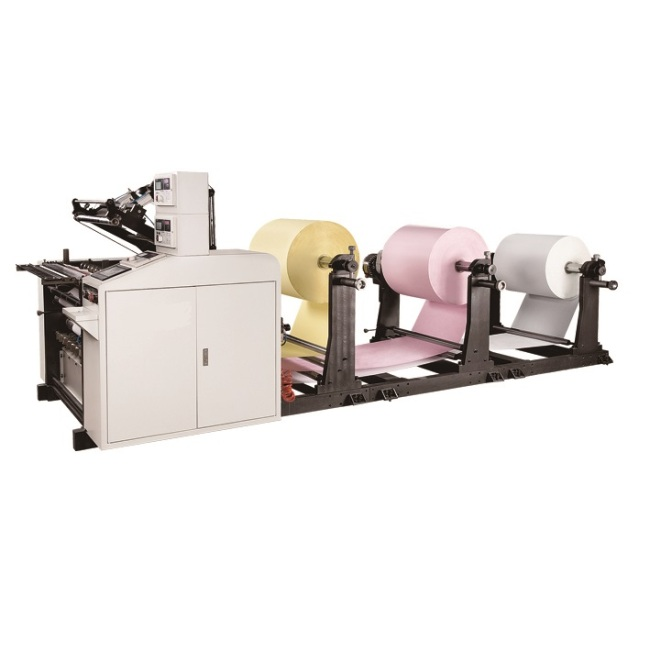 3 LAYERS THERMAL PAPER SLITTER