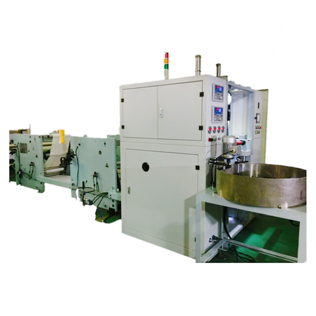 2 Ply Thermal Paper Slitting Machine