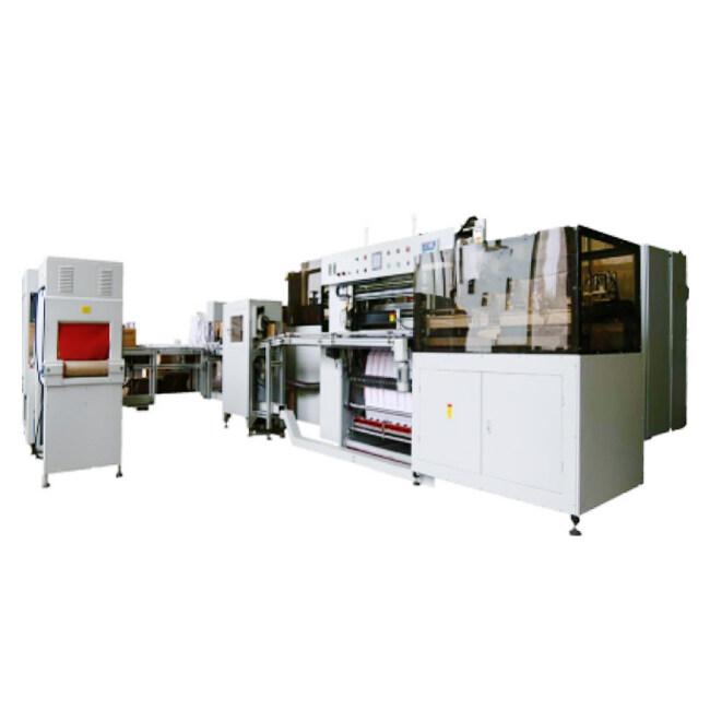 Automatic Paper Roll Slitting Machine CP-S1100FA
