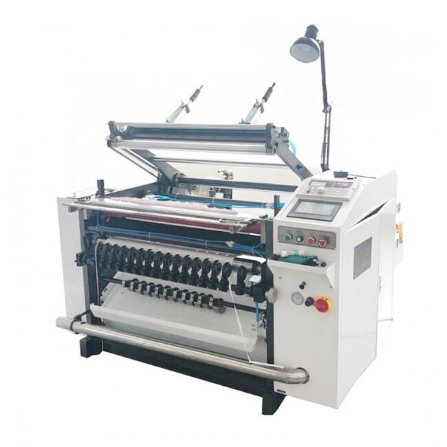 Coreless Thermal Paper Slitter