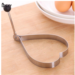 stainless steel omelette mold love flower round star mold home decorations party decoration Christmas halloween new Year.7