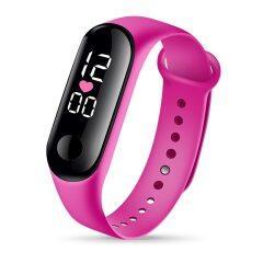 Wrist Watch For Children Sports Waterproof Kids Watches Fashion LED Digital Wristwatch Girls Boys Electronic Clock Montre Enfant