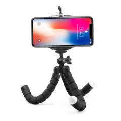 Mini Flexible Sponge Octopus Tripod for iPhone Samsung Xiaomi Huawei Phone Holder for All Smartphone