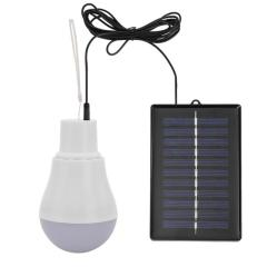 5V 15W 300LM Energy Saving Outdoor Solar Lamp USB Rechargable Led Bulb Portable Solar Power Panel Outdoor Lighting Home decor