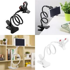 Universal Mobile Phone Holder Flexible Adjustable Cell Phone Clip Lazy Holder Home Bed Desktop Mount Bracket Smartphone Stand