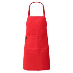 Women Restaurant Home Kitchen BBQ Working Cooking Apron White Oxford cloth home decoration accessories adornos de navidad