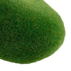 8Pcs Green Artificial Moss Stones Grass Plant Poted Home Garden Decor Landscape   Z07 Drop Shipping