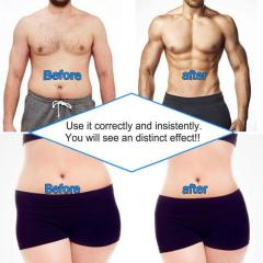 Eletric Muscle Stimulator ABS Muscle Stimulator Electric Stimulation Abdominal Belt EMS Trainer Massage Anti Cellulite Massager