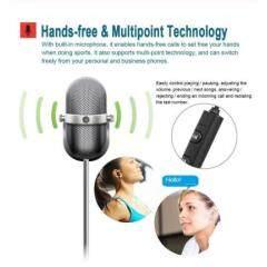 Bluetooth Earphone Sports Wireless Headphone SweatProof Bluetooth Headset Bass Earbuds With Mic For Phone iPhone Xiaomi