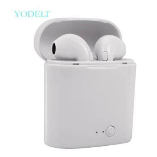 Bluetooth Earphones Mini Wireless Earbuds Sport Handsfree Earphone Cordless Headset with Charging Box for xiaomi Phone