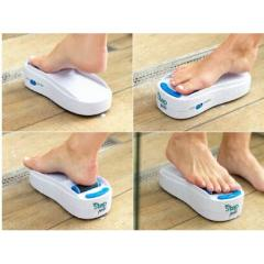 New Arrivals Step Pedi Automatic Grinding Feet Callus Remover Electric Silicone Foot Care Tool Waterproof Feet Grinder