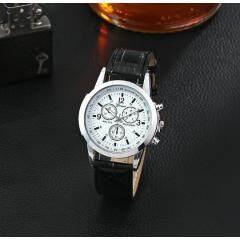 Blu-ray glass classic watch fashion men's watch