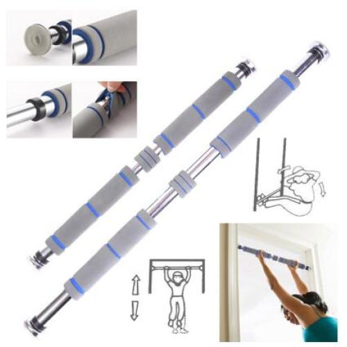 Horizontal Bar For Home Gym Sport Door Horizontal Bar Wall Pull Up Gym Equipment Grips For Home Fitness Equipment Horizontal Bar