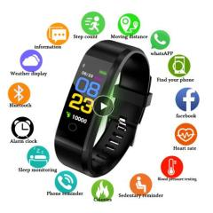 New Smart Watch Men Women Heart Rate Monitor Blood Pressure Fitness Tracker Smartwatch Sport Smart Bracelet for ios android