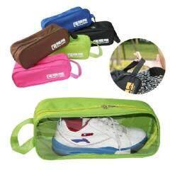 2pcs/set Travel waterproof breathable travel shoe bag shoe bag transparent shoe bag travel storage bag