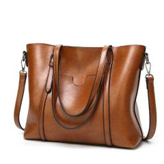 New Messenger Bag Europe and America Fashion Lady Handbag Shoulder Tote Bag