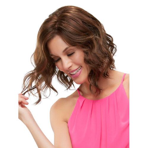 European and American fashion ladies short curly hair wig