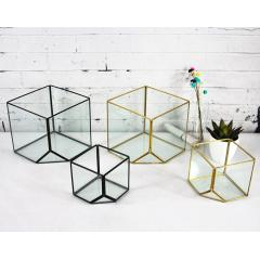 Geometric Glass-FH103BK