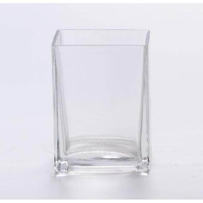 Rectangular Vases T10x7.5cm H18cm