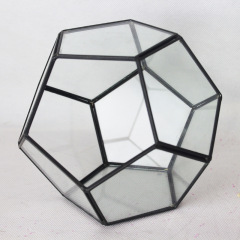 Geometric Glass-FH107BK