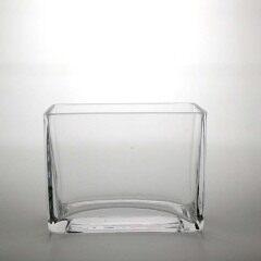 Rectangular Vases T15x10cm H10cm