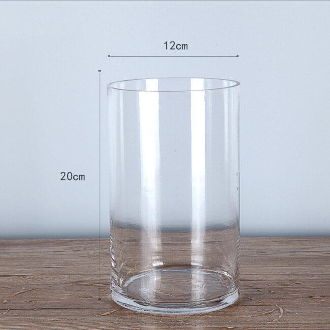 Cylinder Vase-D12