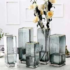 FH23075GYGD 2020 Glass Vase