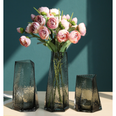 FH23083GY 2020 Glass Vase