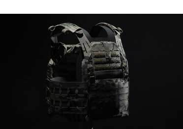 The most changeable style tactical vest-6094RB1 & 6094QRC