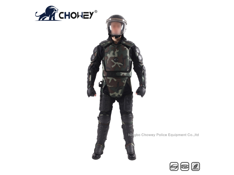 Military police safety anti riot suit ARV0236