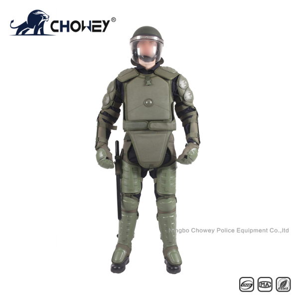 Body protectiveantiriotsuitfor police and military ARV0367