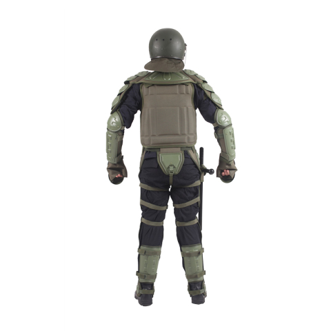 Body protective anti riot suit for police and military ARV0367