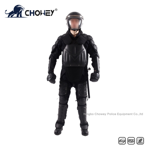 Anti-riot suit for police defense body armor ARV0532