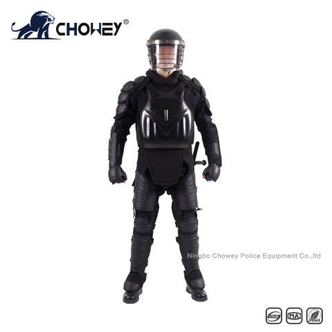 Police high impact resistant anti-riot suit ARV0656
