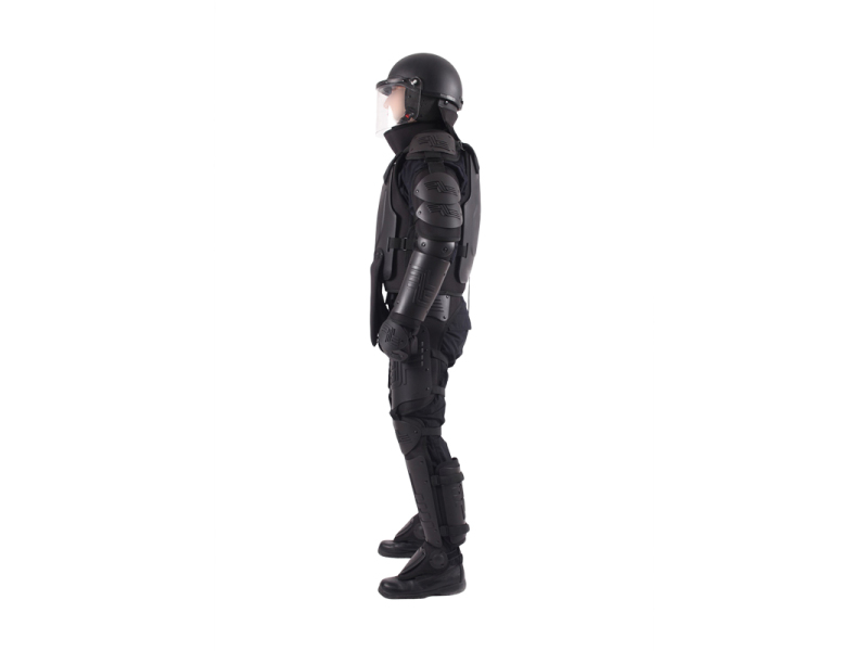 Police high impact resistant anti-riot suit ARV0768