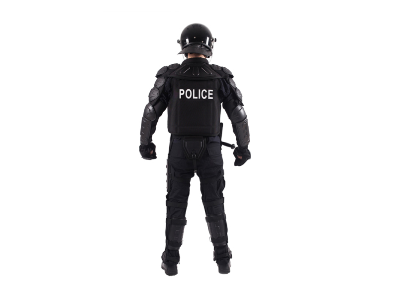 Police military tactical safety resistance anti riot suit ARV0869