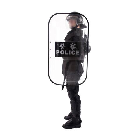 Polisie militêre taktiese veiligheidsweerstand teen oproer ARV0869