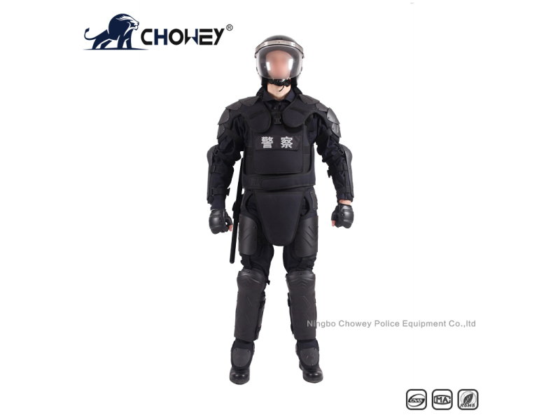 Police military tactical safety resistance anti riot suit ARV1056