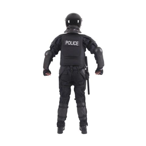 Polisie militêre taktiese veiligheidsweerstand teen oproer ARV1056